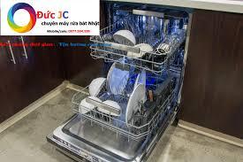 Máy rửa bát rửa nồi 12 bộ- Fujishan