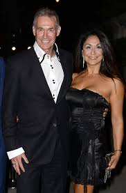 Who is Dr Hilary Jones's wife and how long have they been married ...