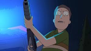 Fond d'écran : Rick et Morty, la télé, Jerry Smith 1916x1080 ...