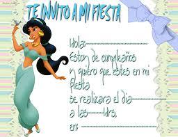Invitaciones Para Imprimir De Princesas 6 Todo Sobre El Mundo De