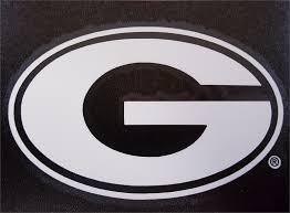 Uga Georgia Bulldogs Tinted Window Decal The Red Zone Athens Ga