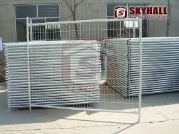 Construction Safety Fence Skyhall Fence