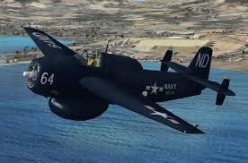 Grumman Avenger TBM-3W for FSX