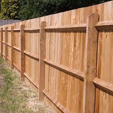 Fence Panels Ryall And Edwards