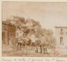 saint germain rue saint lazare ledoux