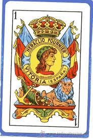 Calendario de as de oros (h. fournier). año 201 - Vendido en Venta Directa  - 51371820
