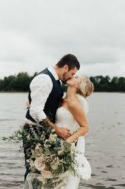 Jordan + Alana | Lakelet, ON Sunset Wedding