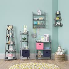 Shop Kids Corner Ladder Wall Shelf On Sale Overstock 31444372