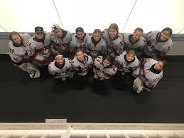 Cleveland Barons Girls Ice Hockey - MrsHockeyInvite