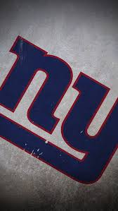 ny giants logo iphone 5 wallpaper