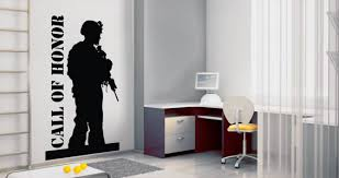 Custom Soldier Wall Decals Dezign With A Z