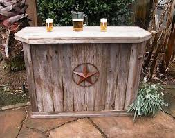 19 super easy diy outdoor bar ideas