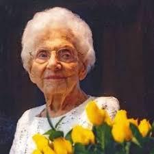 Hilda Caroline Annie Watts Wood (1907-2018) - Find A Grave Memorial