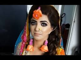 real bride asian bridal makeup