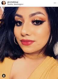 indian bridal makeup artist seattle wa