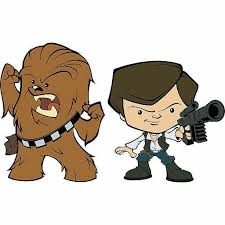 Pin By Teacher On Star Wars Star Wars Wall Decal Star Wars Decor Han Solo And Chewbacca