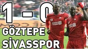 Sivasspor Göztepe Maç Özeti ( 1-0 ) - YouTube