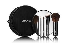 holiday makeup brush set