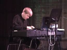 Aaron Krister Johnson piano improv @ UnTwelve benefit - YouTube