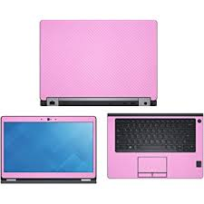Amazon Com Decalrus Protective Decal For Dell Latitude E7440 14 Screen Laptop Pink Carbon Fiber Skin Skins Decal For Case Cover Wrap Cflatitudee7440pink Computers Accessories
