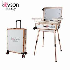 china x large makeup artist trolley