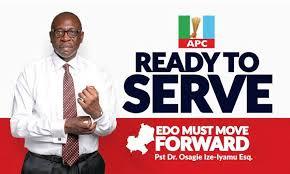 Guber Poll: Ize-Iyamu Emerges Consensus Candidate of Edo APC ...
