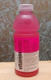 vitamin water focus hal gatewood