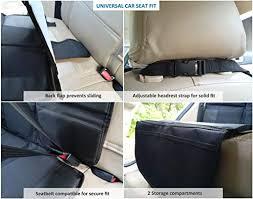 summer elite duomat car seat protector