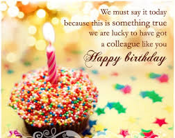 best happy birthday wishes for colleagues professional
