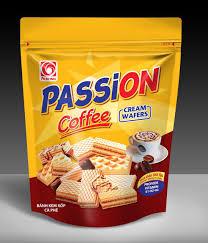 Bánh kem xốp Passion 95g – Bánh kẹo Nam Hương