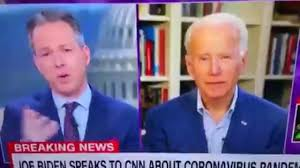 Joe Biden is sick and has dementia. On The View & coughing into his hand on  Jake Tapper's CNN show - YouTube