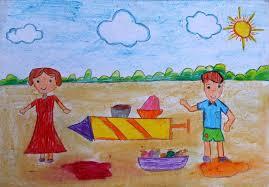 Little Artist, Rudrapur – Children Art Contest