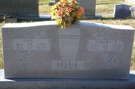 Rev Mary Avis Collins Hill (1921-2005) - Find A Grave Memorial