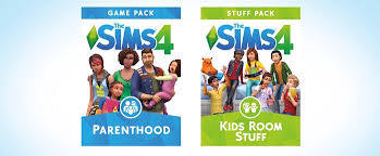 The Sims 4 On Console Takes On Big Responsibilities With Parenthood And Kids Room Stuff Content Hardcore Gamer
