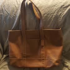 coach bags large brown leather