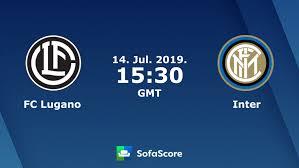 Inter FC Lugano risultati, diretta streaming e pronostico - SofaScore