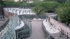 rock garden chandigarh india