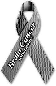 Amazon Com Brain Cancer Awareness Ribbon Magnet Automotive