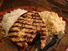 Rosemary Grilled Ahi Tuna Steaks ...
