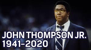 Georgetown Hoyas icon John Thompson Jr ...