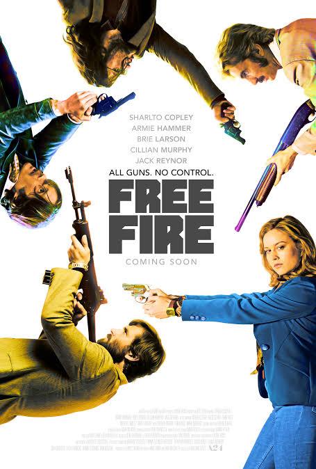 Download Free Fire (2016) Hindi (Dual Audio) (English+Hindi)   BluRay 720p & 480p [Full Movie]