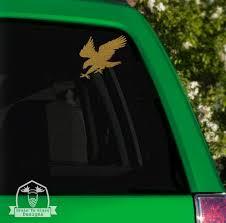 Hunting Eagle Car Window Decal Car Sticker Vinyl Decal Window Etsy