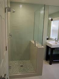 half wall shower enclosures belfast