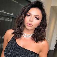 jesy nelson short hair and makeup