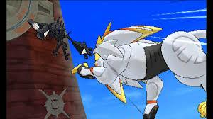 First official screenshots of Dusk Mane Necrozma in Pokémon Ultra ...