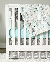 arrow crib bedding indian summer baby