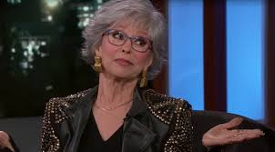 West Side Story's Rita Moreno on Keeping Her Career Sexy at 87 | Playbill