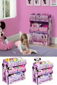 disney minnie mouse multi bin toy