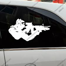 Army Navy Soldier Car Decal Bumper Sticker Windows Vinyl Die Cut Choose Size And Color Aliexpress Com Imall Com