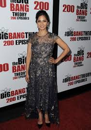 Posterazzi Aarti Mann At Arrivals For The Big Bang Theory 200Th ...
